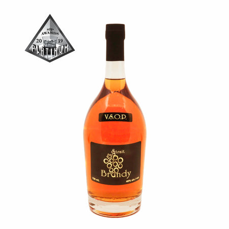 Strait Brandy 40%abv. 750mL