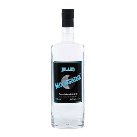 Island Moonshine®️ 69% abv. 750mL