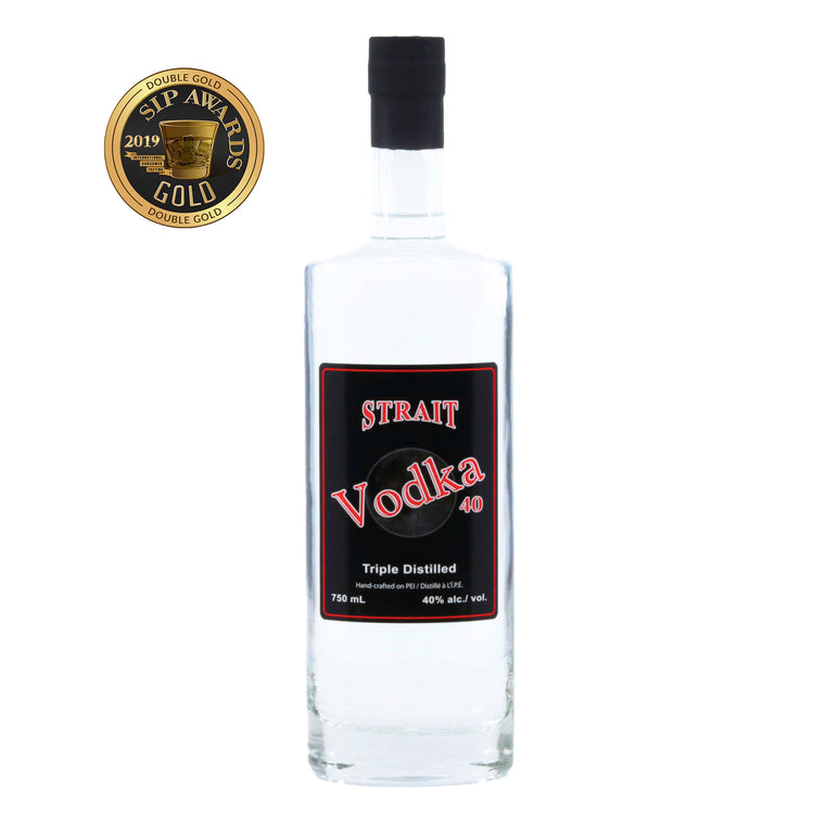 Strait Vodka 750mL