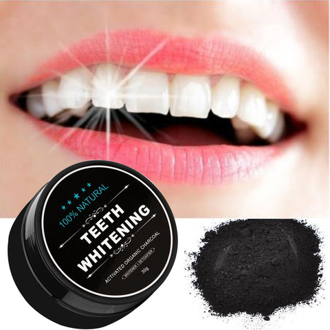 Image of Charcoal Whitening Tooth Paste