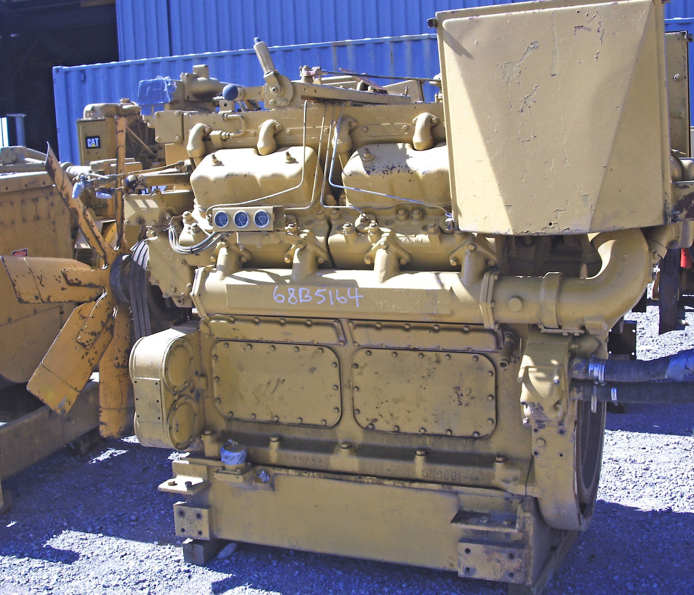 550HP - CATERPILLAR D379B CORE
