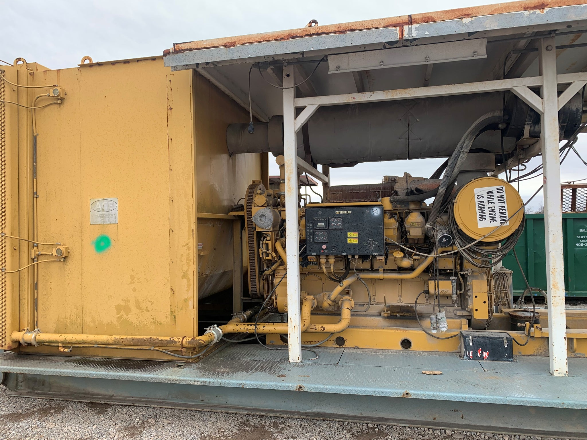 1492HP CATERPILLAR D3512B