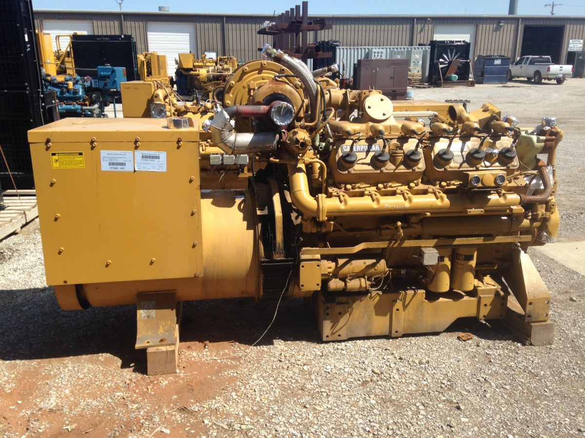 375kW - CATERPILLAR G3412TA CORE