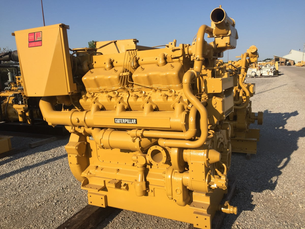550HP - CATERPILLAR D379B