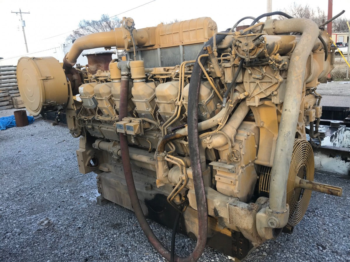 1476HP - CATERPILLAR D3512C
