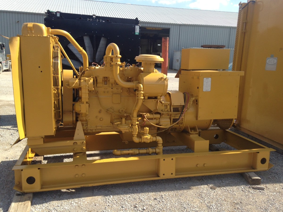 150kW - CATERPILLAR G3406NA
