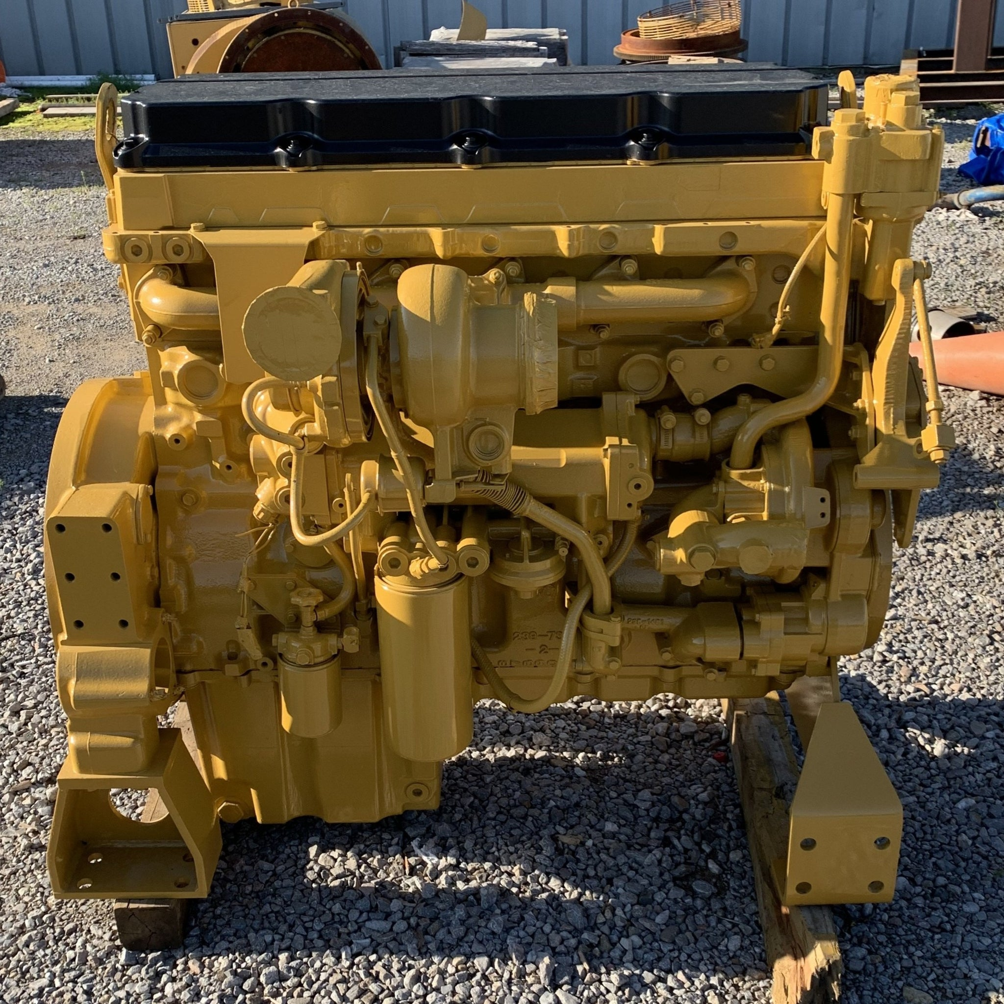 385HP - CATERPILLAR C11