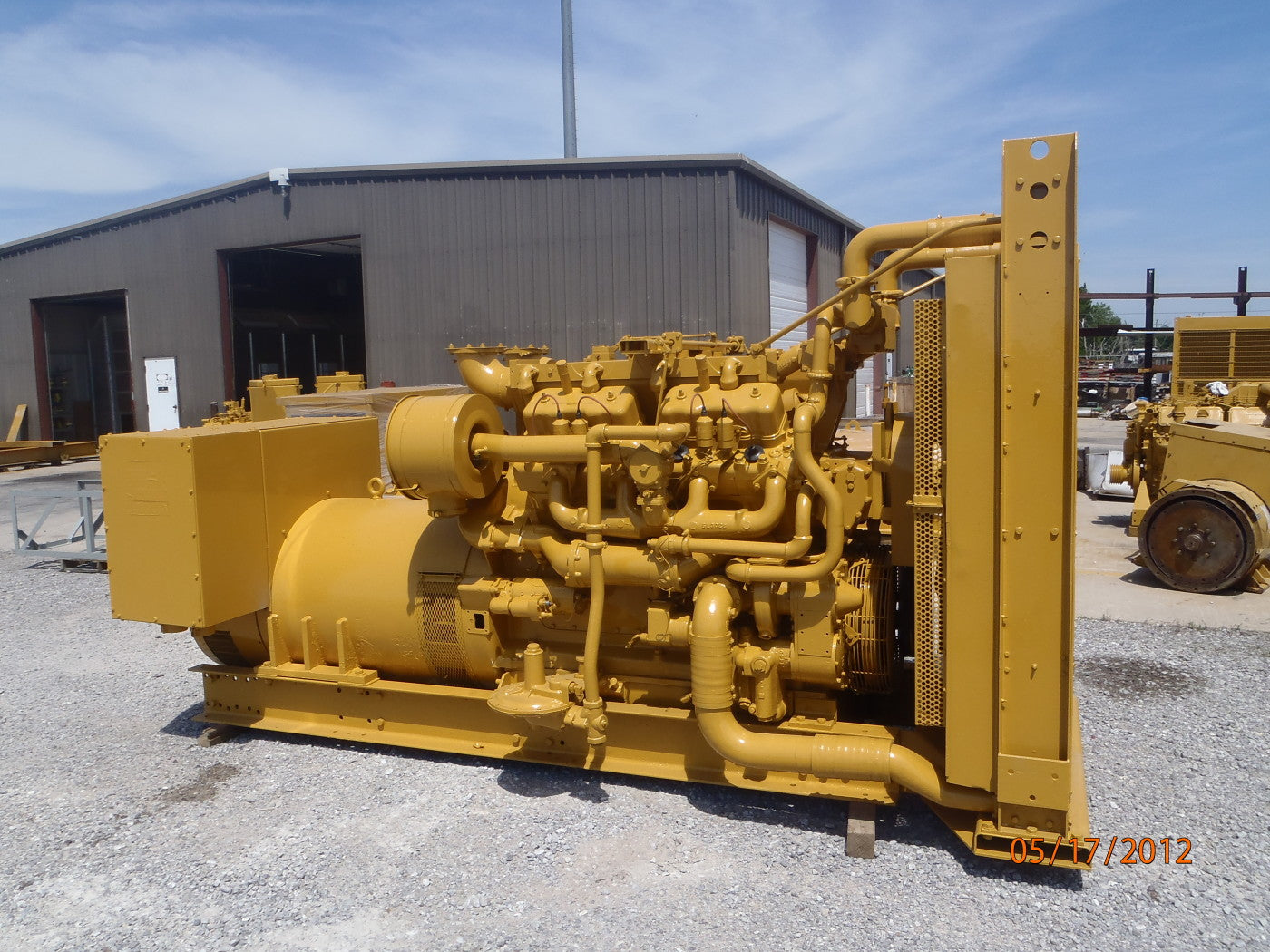 230kW - CATERPILLAR G379NA