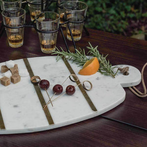 SOLD OUT Barrel Cutting Board