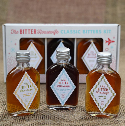 Bitter Housewife Triple Bitters Kit