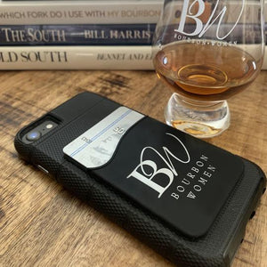 Bourbon Women Cell Phone Sleeve