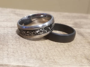 Eco Carbon Fiber Ring