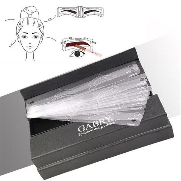 Eyebrow Template Straps-Beauty-unishouse.com-Unishouse.com