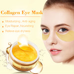 24K Gold Collagen Eye Masks-Beauty-unishouse.com-Unishouse.com