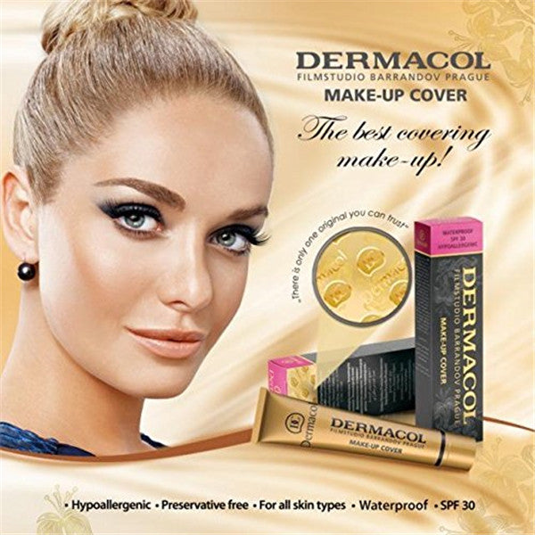 Dermacol Waterproof Makeup Cover-Beauty-unishouse.com-Unishouse.com