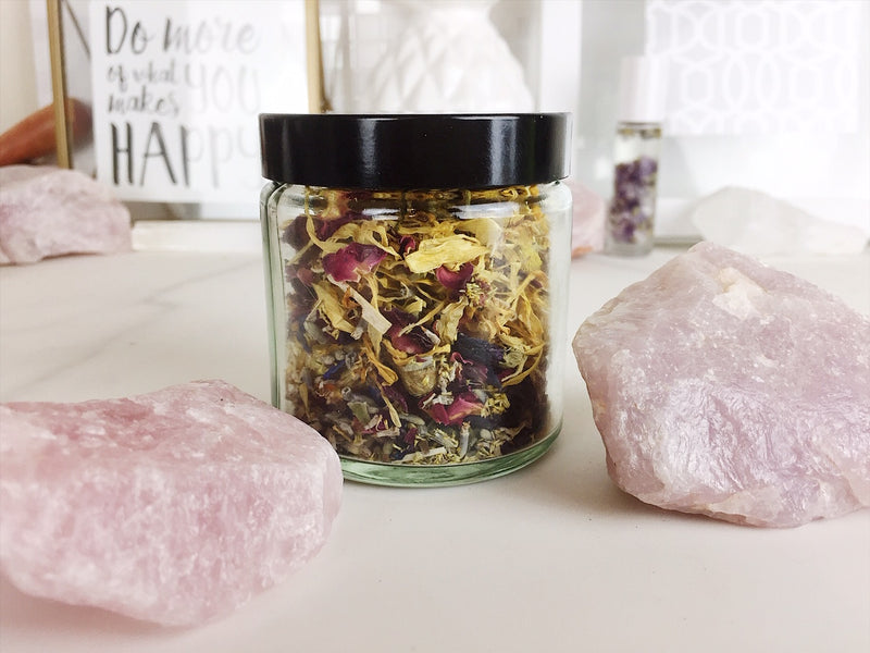 Lush Botanical Steam - DIY Facial Steam - Facial Steam Kit