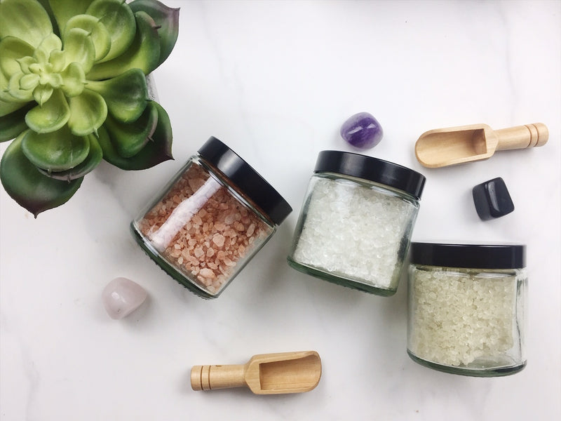 Keep Calm - DIY Bath Salt Recipe - Bath Salts Kit