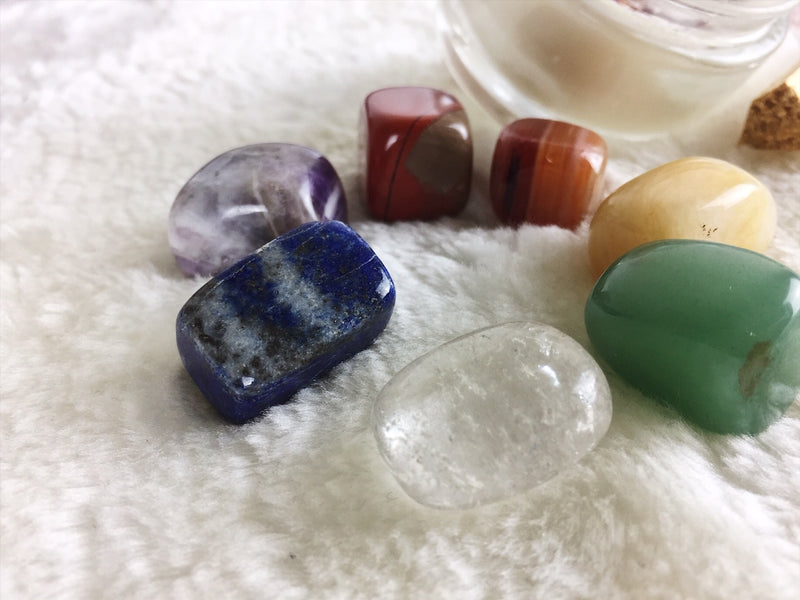 Healing Crystals: 8 Ways to Use Crystals for Everyday Wellness
