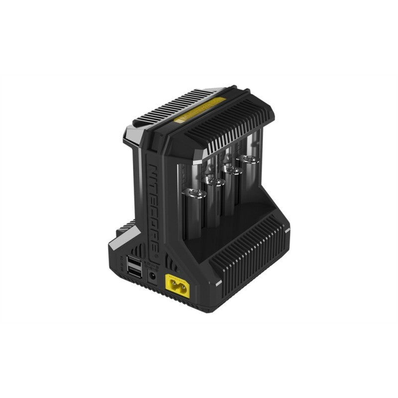 Nitecore i8 Intellicharger Li-ion, NiMH/NiCd 8 slot Charger