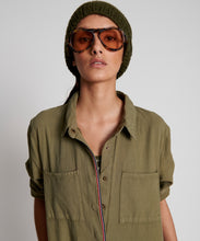 Load image into Gallery viewer, Khaki French Prophecy Jumpsuit