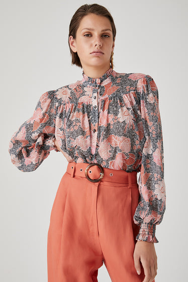 Noah Blouse - Fleetwood