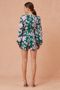Wistful L/S Playsuit