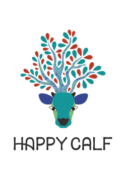 The Happy Calf