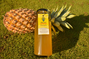 Kombucha tea - Pineapple flavour (200ml)