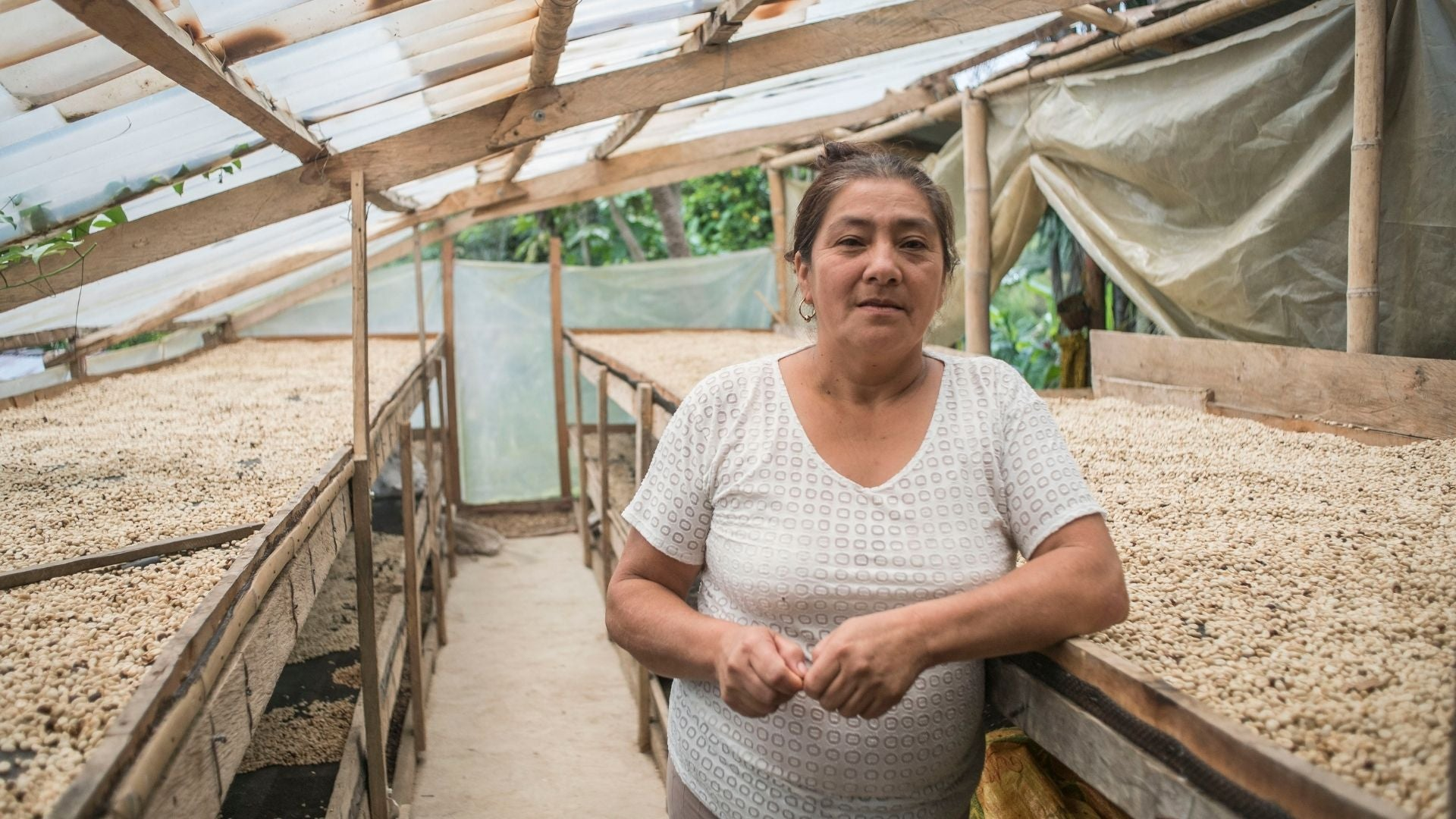 Colombian Café Femenino - Image courtesy of Fair Trade TRANSFAIR USA.