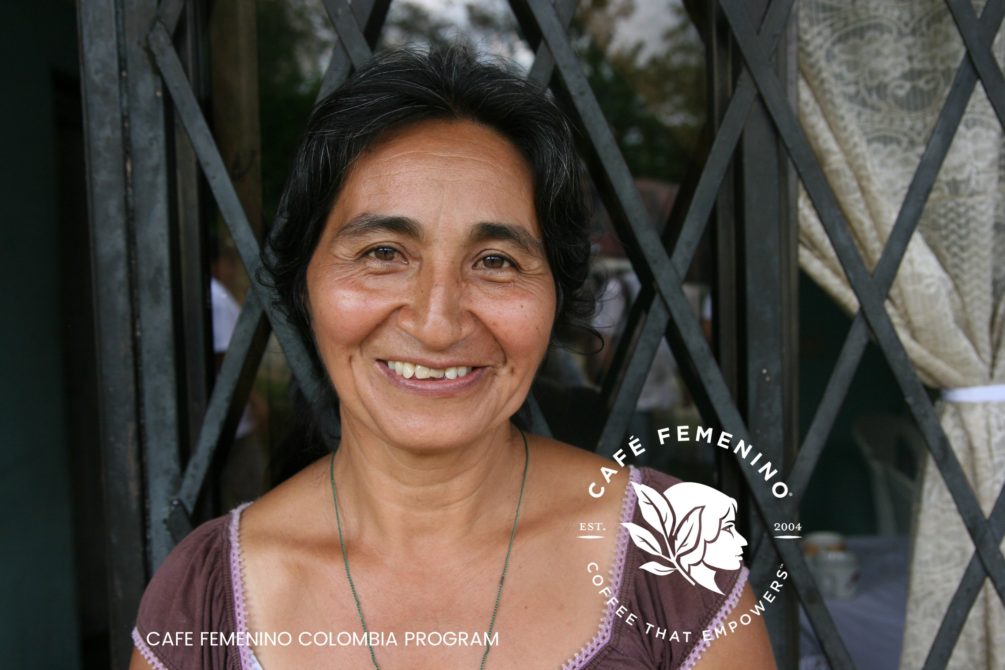The women coffee farmers of Café Femenino bolster themselves and their communities with every purchase of their high quality harvests.