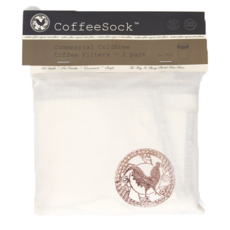 Coffee Sock Cold Press Filters - Commercial (2pk)