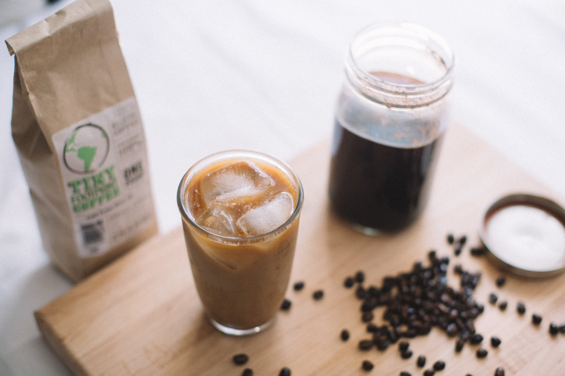 Cold Press Elixir | Cold Brew Coffee