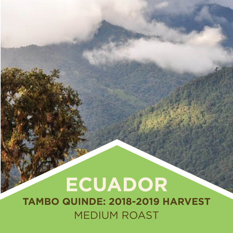 Cloud Coffees: 2018 - 2019 Harvest
