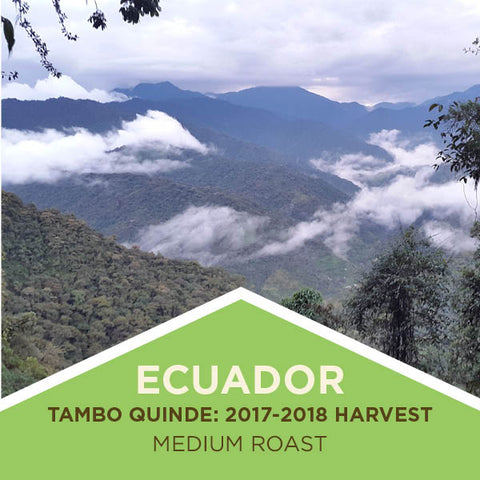 Cloud Coffees: 2017 - 2018 Harvest
