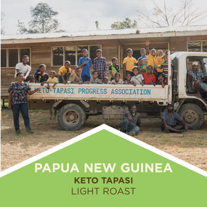 Papua New Guinea  | Keto Tapasi | Light Roast