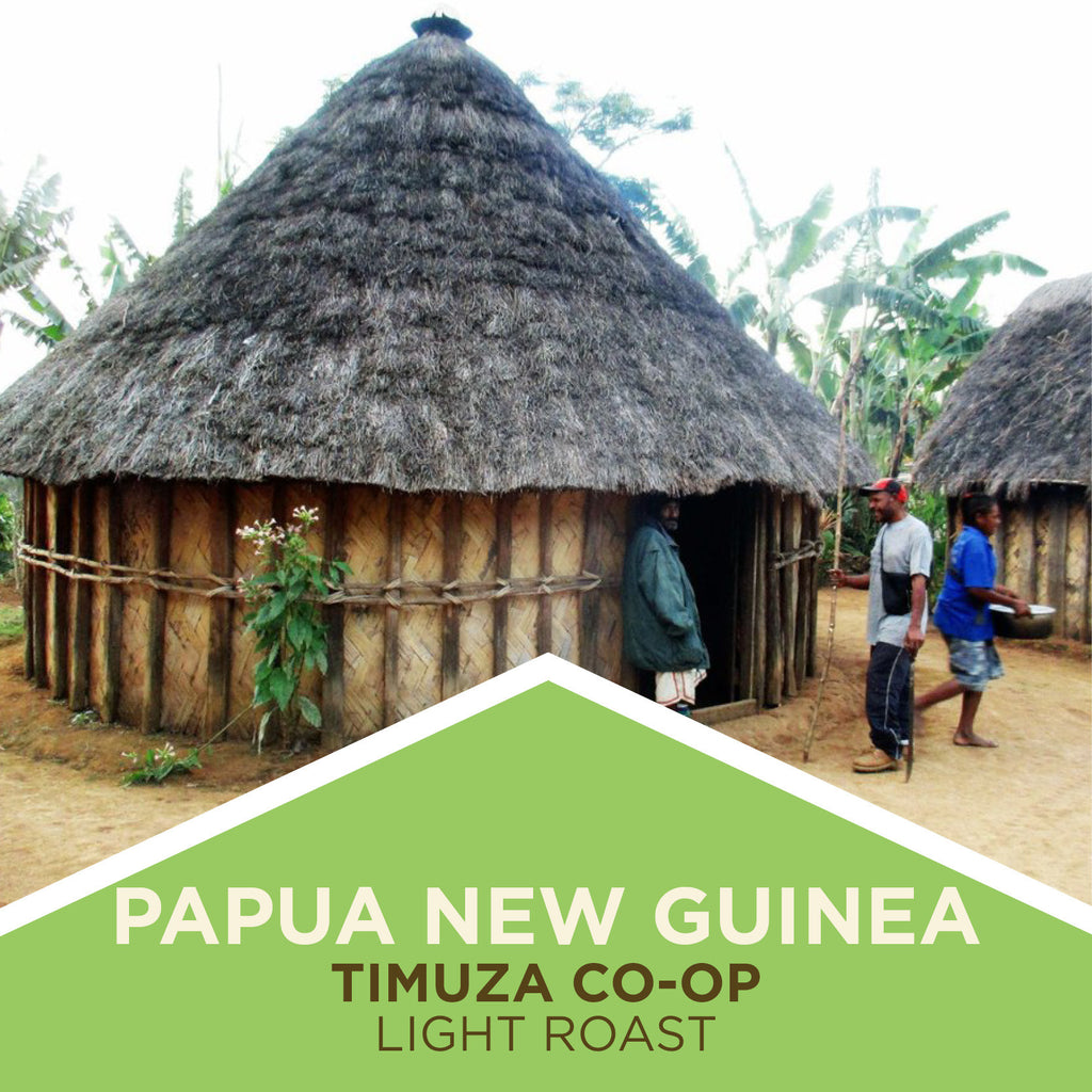 Papua New Guinea Timuza Coop - Light Roast