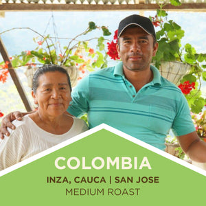 Colombia | Inza, Cauca | San Jose - Medium Roast