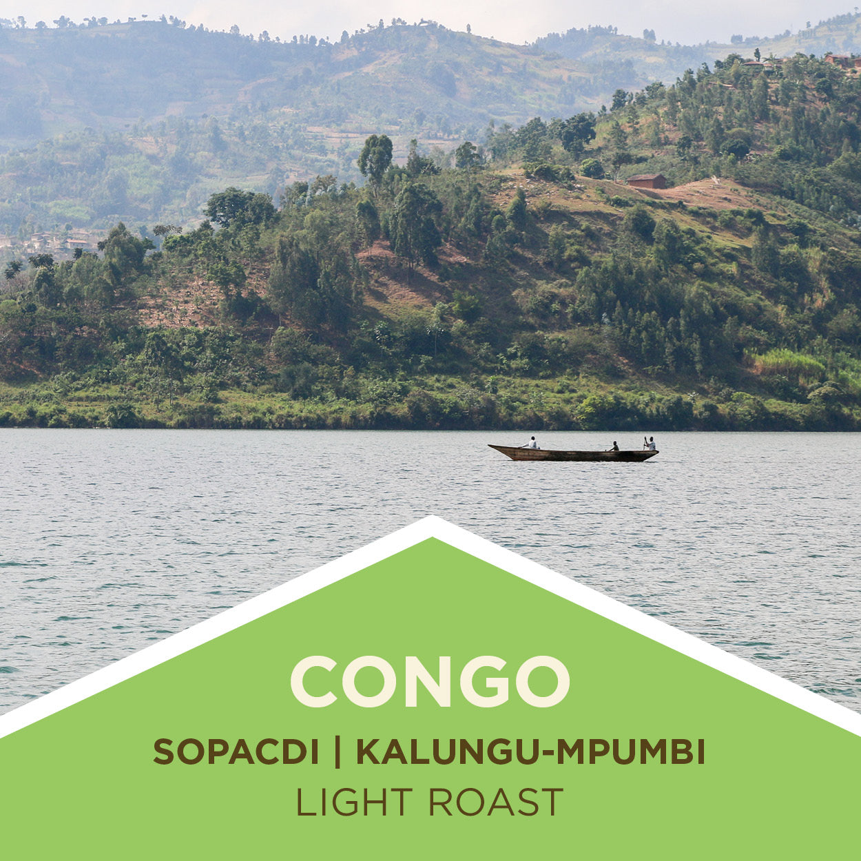 Congo | SOPACDI Co-Op | Micro-Station | Light Roast