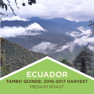 Cloud Forest Coffee Farms 2016 - 2017 Harvest