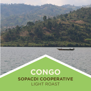 Congo | SOPACDI Co-Op - Light Roast