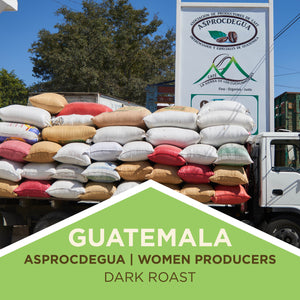 Guatemala Women Producers ASPROCDEGUA Co-op Dark Roast