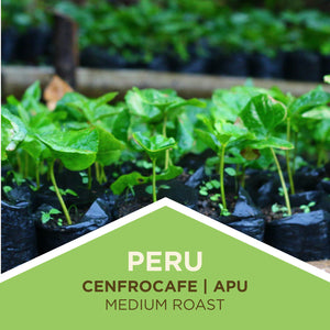 Peru | Cenfrocafe APU - Medium Roast