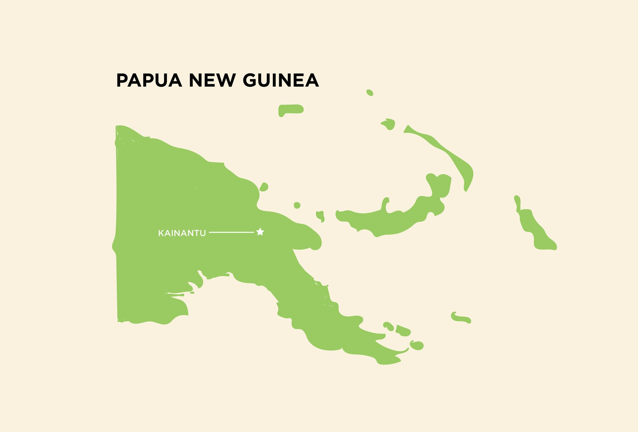 Papua New Guinea Konkua - Medium Roast