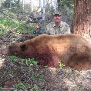 NWTF - Lot 3 : 2021 La Sal - Multi-Season Bear (Conservation) <b>(Live Auction starting at 7:00 PM MDT, online bidding only)</b>
