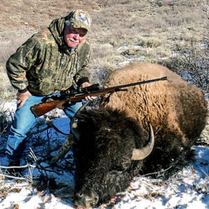 Lot #1: 2020 Henry Mtns, Cow Only Bison: Any Legal Weapon