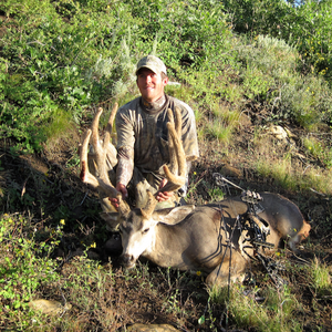 Lot #1: 2020 Book Cliffs; Buck Deer, Archery