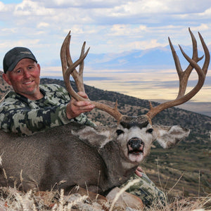 SFW - LOT 19: West Desert, Vernon: Buck Deer - Muzzleloader (Conservation) - All lots closing with Live Auction on April 28th at 7PM