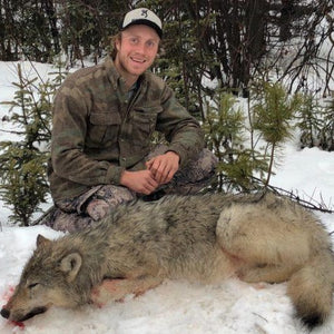 Lot #1 - Total Outdoor Adventures: Combo Moose Hunt + Elk, Mule Deer, Black Bear, and Wolf Included