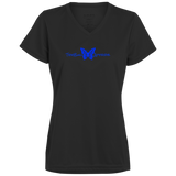 Ladies' Butterfly Wicking T-Shirt
