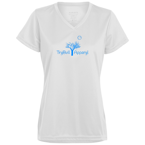 Ladies' Moon Tree Wicking T-Shirt